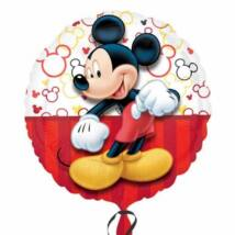 Mickey Mouse 45 cm-es fólia lufi / Anagram / 07-3064502